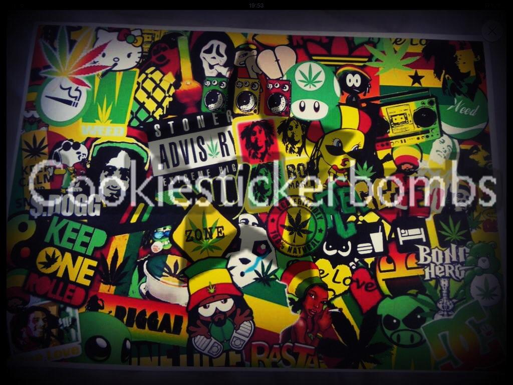 Sticker graffiti - Graffiti Rasta Wallpaper Images Amp Pictures Becuo