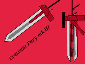 Crescent Fury mk III (aka, CF Rex)