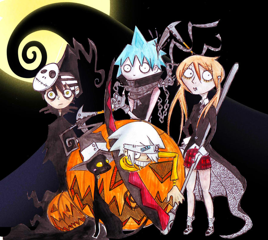 Soul eater 39 s this is halloween by contenebratio on deviantart - This is halloween soul eater ...