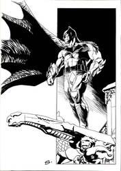 Batman2 by stevescott