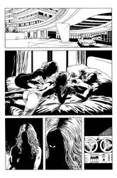 Normandy Gold page from issue 1 by stevescott