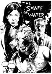 The Shape of Water by stevescott