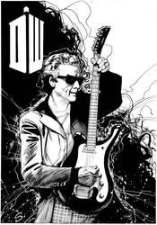 Doctor Who Rocks! by stevescott