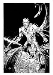 X-O Manowar by stevescott