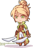 Pixel - Ailith by ParanoidNoodle