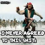 Jack Sparrow Icon. 2