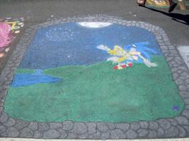 Sonic's 20th by Aquatic-Angel