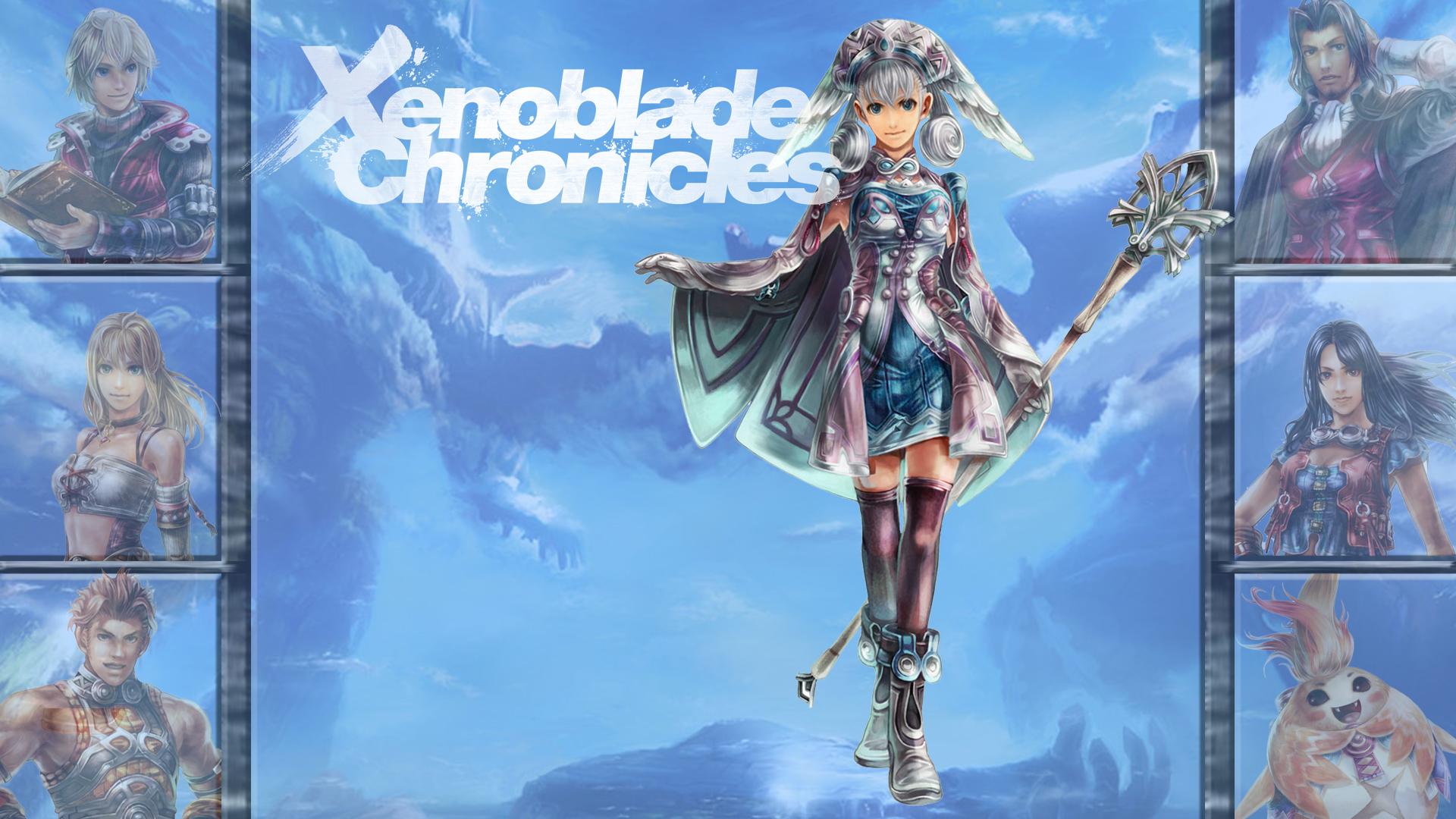 Lucky 7: Xenoblade Chronicles - Melia by MrJechgo on ...