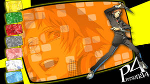Crazy Eights: Persona 4 - Yosuke