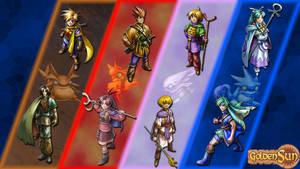 Golden Sun: elemental masters