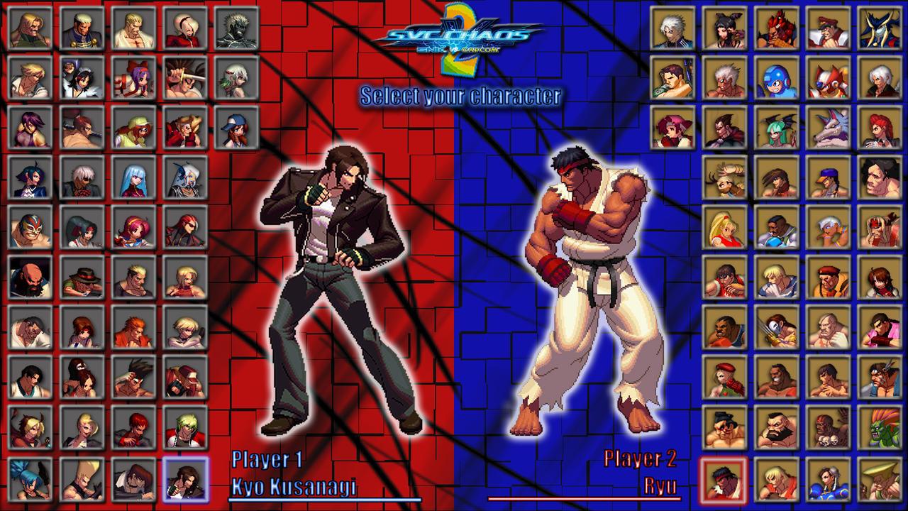 Download Capcom Mugen Chars