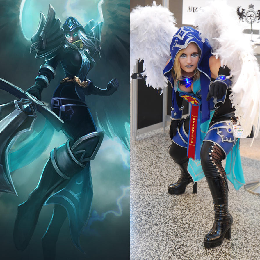 Judgement Kayle Cosplay