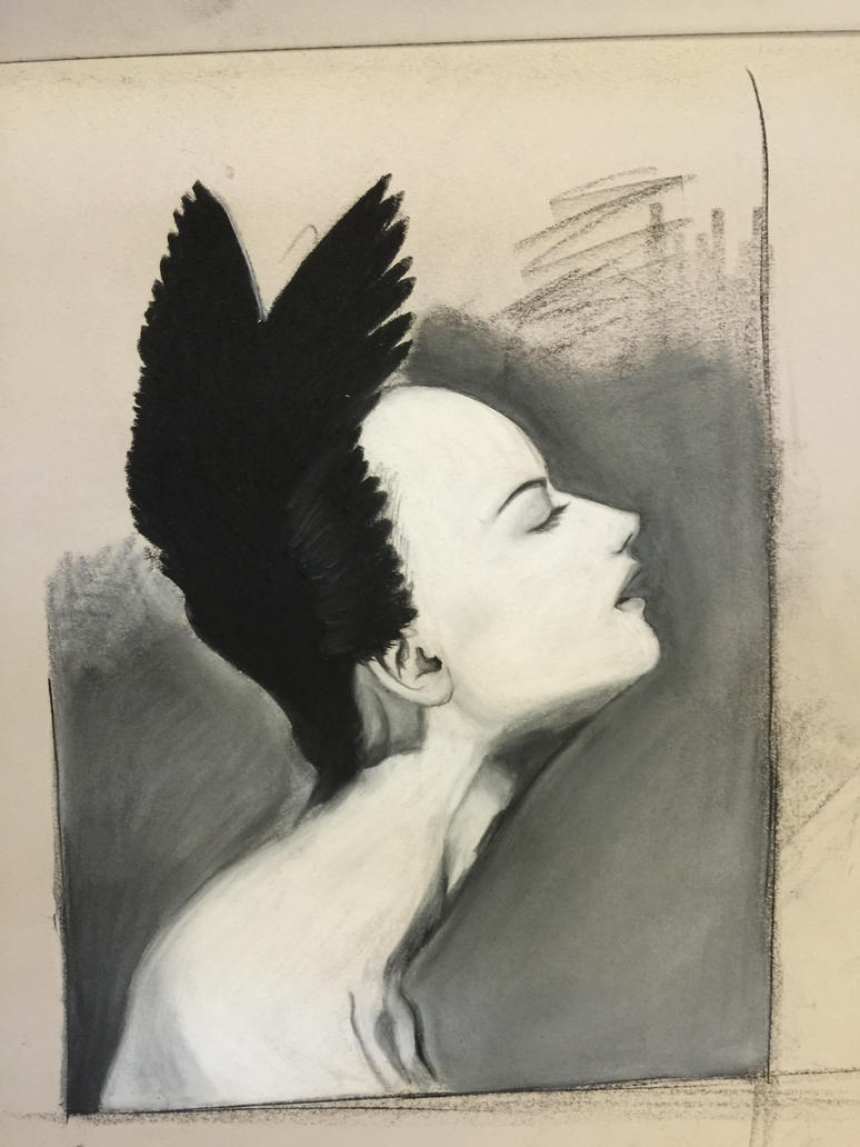Charcoal Sketch by ego-photographer-sum