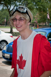 Oh Canada by SolarPrincess