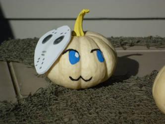 America Halloween Mochi by SolarPrincess