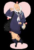 Hideaki Kobayashi chan by PaperSquid