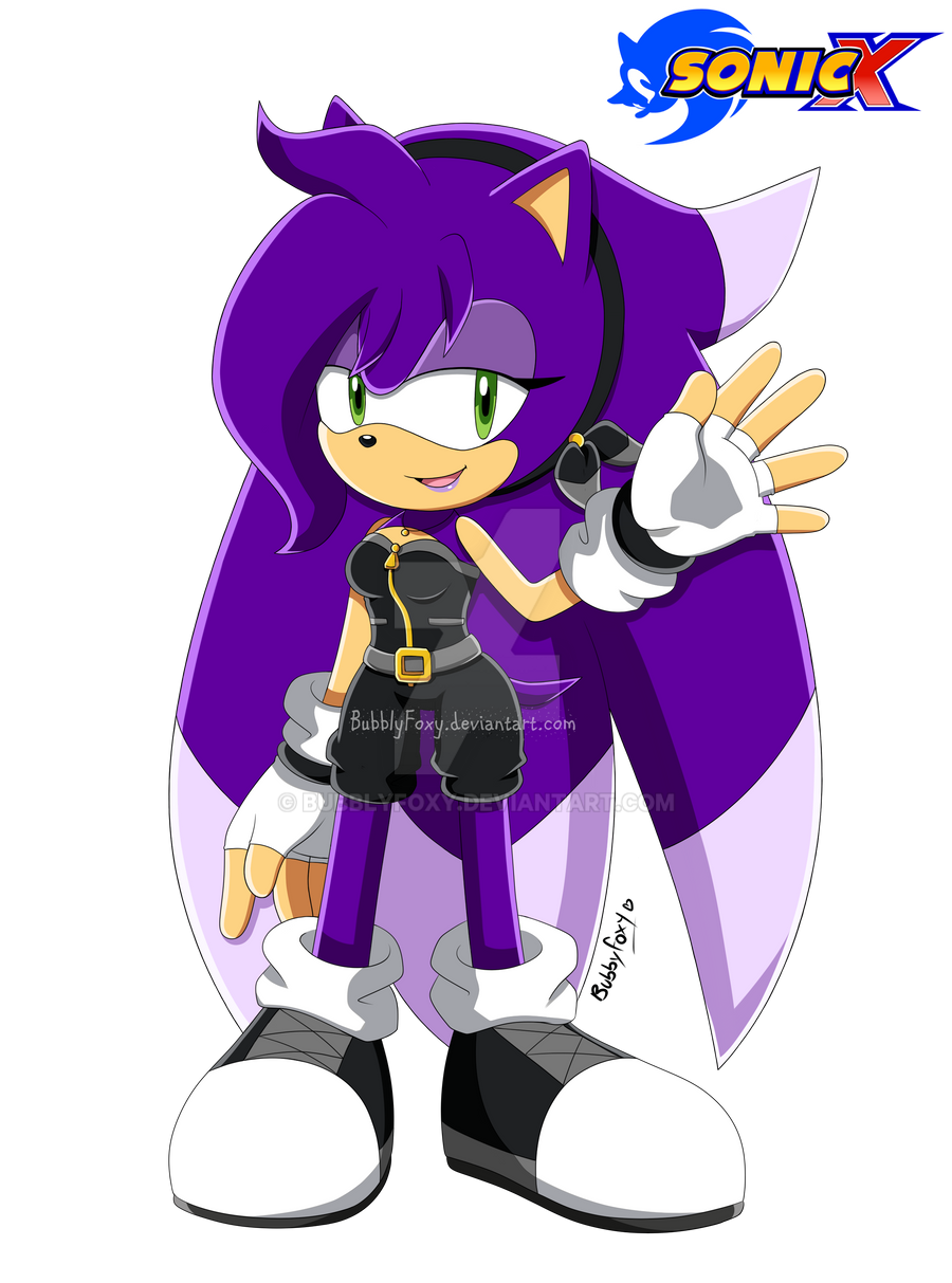 sonic x berry the hedgehog by bubblyfoxy on deviantart