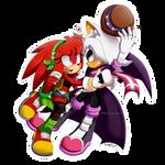 COM: Knuxie and Krimson