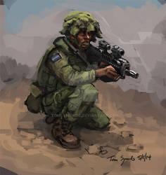 IDF guy
