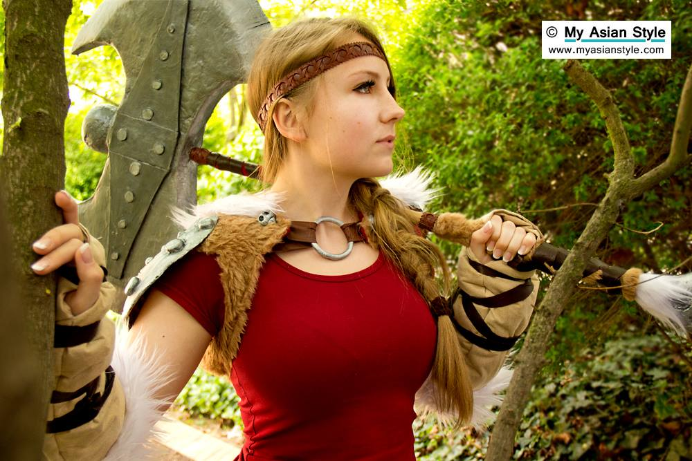 How To Train Your Dragon Wallpaper Astrid