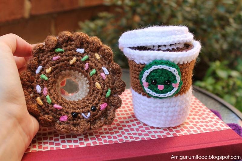 Amigurumi Food : Starbucks amigurumi by amigurumifood on deviantart
