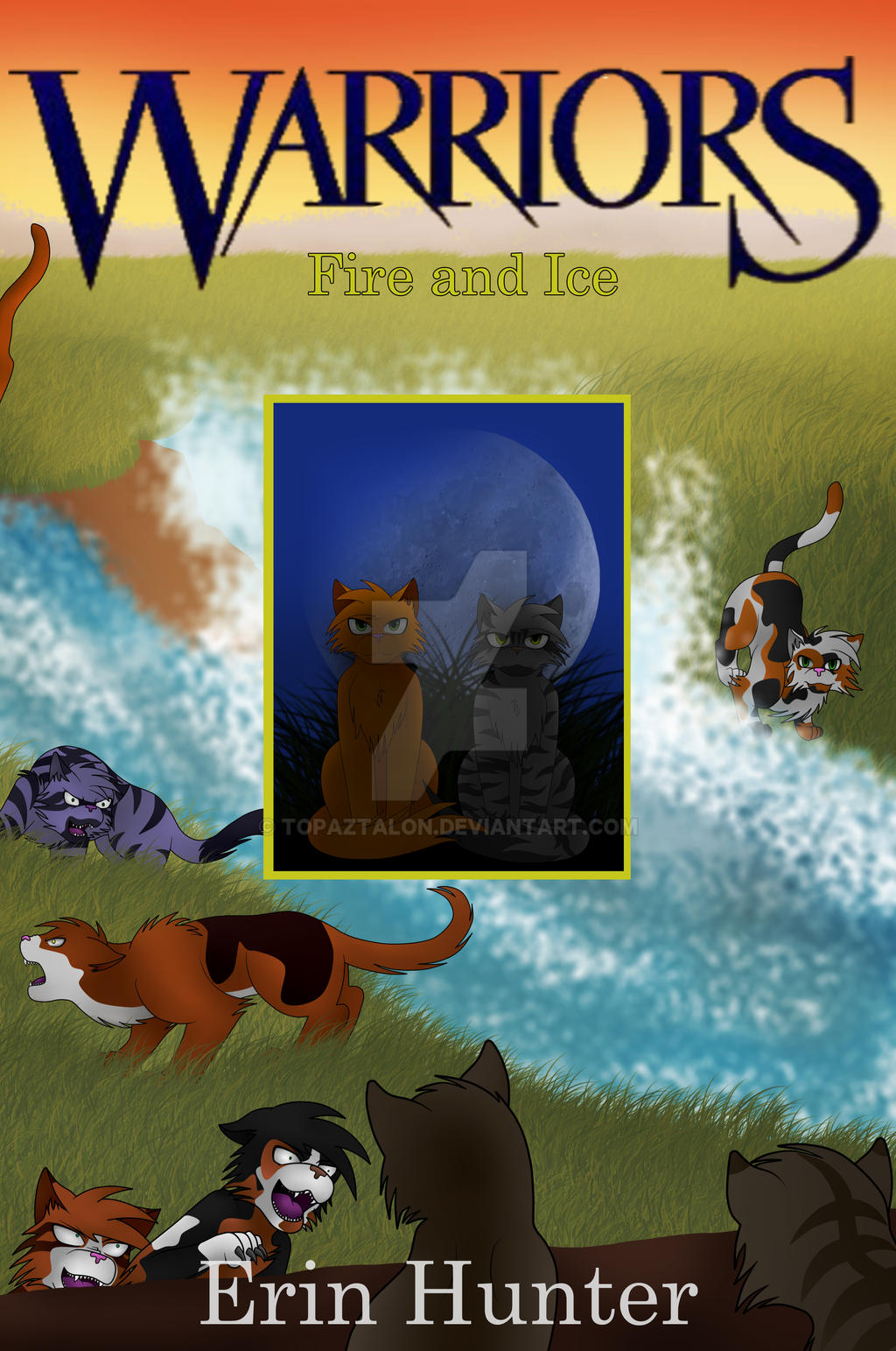 Fire and Ice Warriors, Book 2