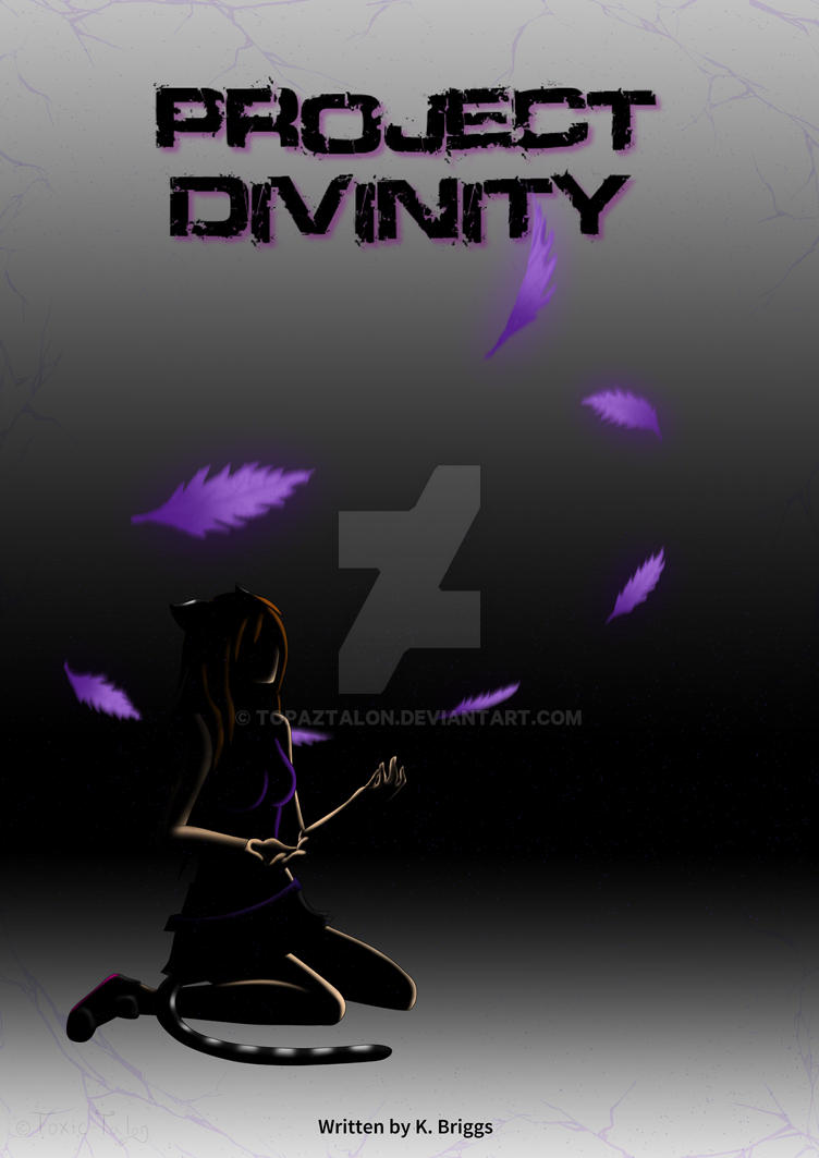 Project Divinity - Front Cover