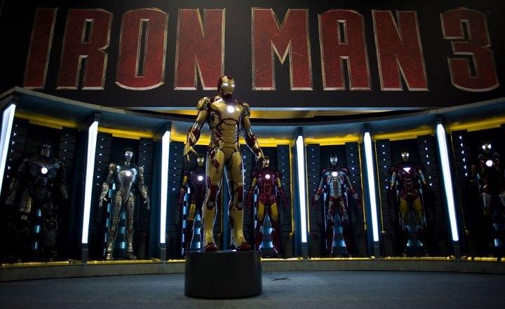 Iron man 3 : mark 48! by blakenoble6 on DeviantArt