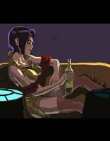 Booze in the Morning by Phantasmicomico