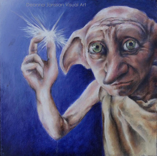 2008: Dobby The House Elf By QueenOfCostumes ...