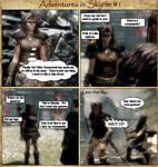 Adventures in Skyrim 1 by Burhenn63
