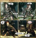 Adventures in Skyrim 4 by Burhenn63