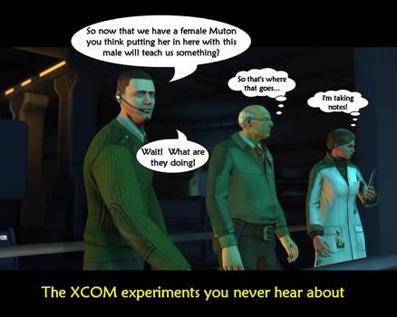 XCOM Experiments