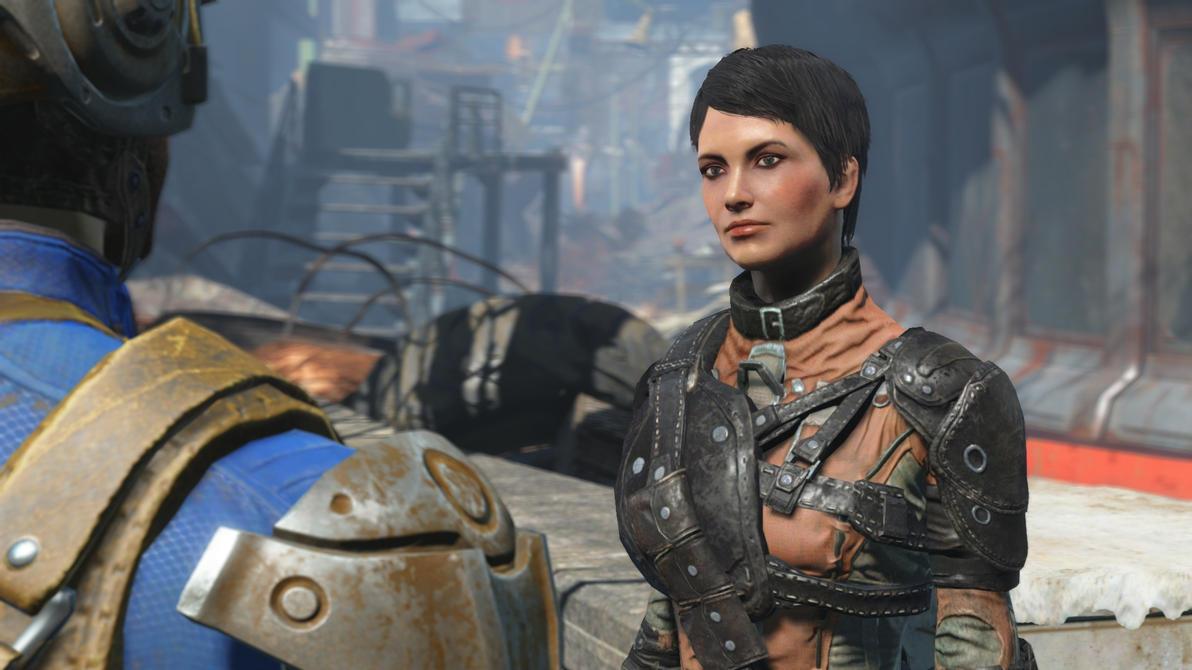Fallout 4 как сделать кюри 342