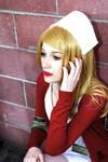 Lisa Garland cosplay - Fragile