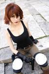 Meryl - Metal Gear Solid cosplay