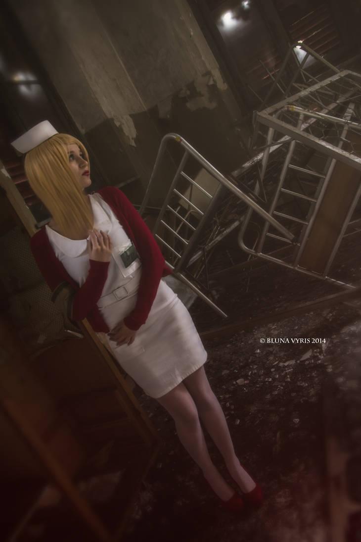 Lisa Garland - Silent Hill cosplay by Meryl-sama