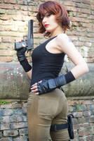 Meryl - Metal Gear Solid cosplay 2 by Meryl-sama