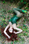 Poison Ivy cosplay 2