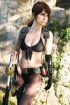 Quiet cosplay 2