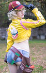 Cindy / Cidney Final Fantasy XV cosplay 4