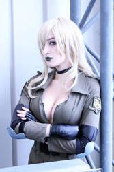 Sniper Wolf - Metal Gear Solid cosplay by Meryl-sama