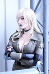 Sniper Wolf - Metal Gear Solid cosplay