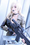 Sniper Wolf Cosplay 2