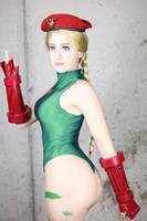 Cammy cosplay by Meryl-sama