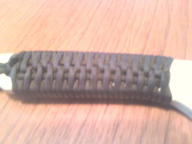 Paracord handle wraping by shadow ryuu on deviantart for Paracord wallpaper