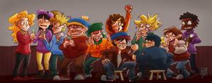 South Park - Bet