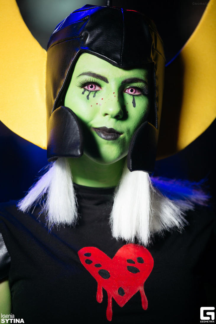 Lord Dominator Cosplay by Sioxanne
