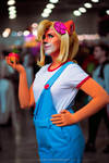 Coco Bandicoot Cosplay CB by Sioxanne