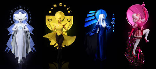 The Diamonds Cosplay